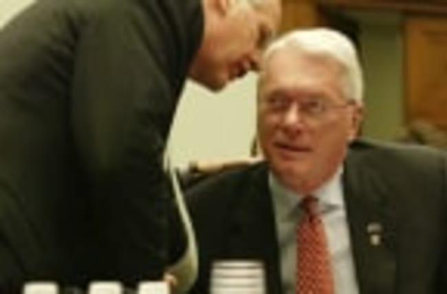 Baseball star and Congressman Jim Bunning dead at 85