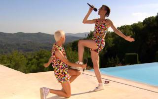 Ottavio and Bradley cover Christina Aguilera