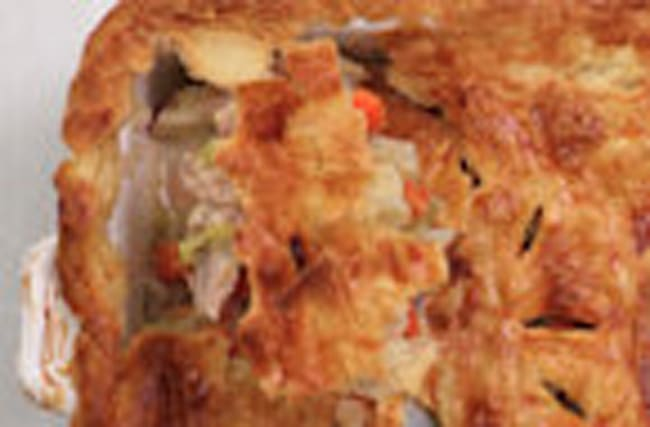 How to Make Chicken, Potato, and Leek Pie