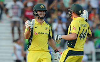 Marsh and Faulkner ruled out of Australia's ODI squad