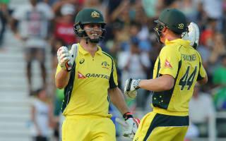 Marsh and Faulkner ruled out of Australia's ODI squad