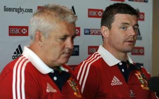 O'Driscoll backs Gatland for Lions role