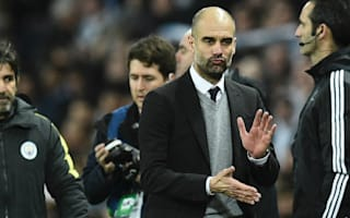 That is why Manchester City wanted me - Guardiola relishes Champions League thriller