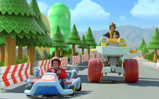 Video: Mario Kart 7 trailer makes us question our lunch