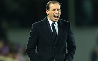 Allegri urges Juventus to end Scudetto race