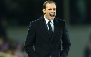 Allegri urges Juventus to end Scudetto race