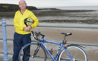 Cyclist tripped by dog walker makes her pay £65,000