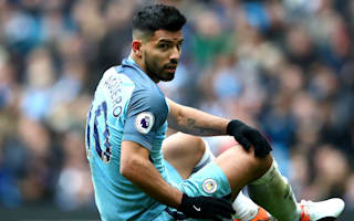 FA confirms four-game ban for Aguero