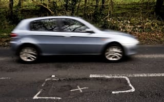 Local authorities pay out £22 million in pothole compensation