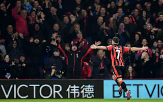 Bournemouth 1 Leicester City 0: Pugh strike gives Premier League champions reality check