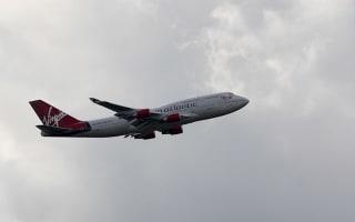 Virgin plane struck by lightning after Gatwick takeoff
