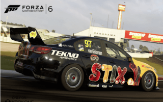 Australian supercars set to feature in Forza racing game