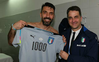 Spain are not unbeatable - Buffon rallies Italy after 1000th game