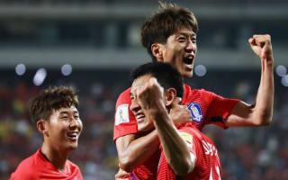 South Korea 3 China 2: Hosts hang on to claim winning start