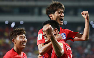 South Korea 3 China 2: Hosts hang on to claim winning start