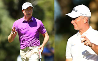 Foster joins home favourite Rumford atop Perth leaderboard