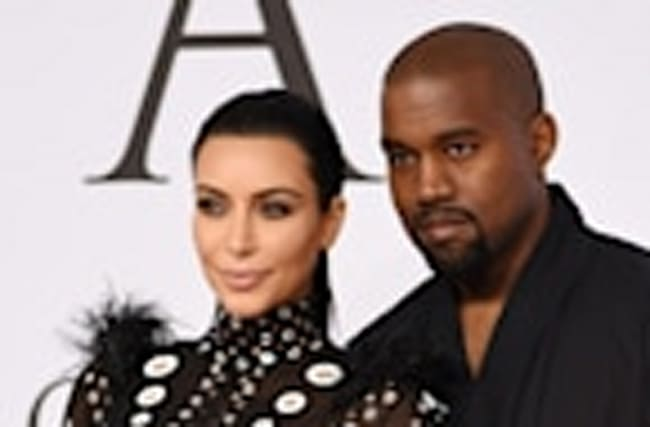 Kim Kardashian & Kanye West DENY Divorce Rumors - Kanye Making Music?