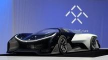Faraday Future descubrirá su futurista coche de producción en el CES 2017
