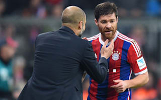 Alonso: Guardiola needs time to improve City