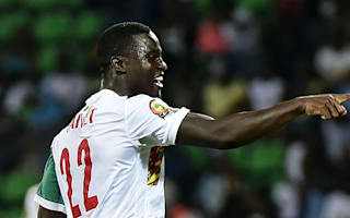 Senegal 2 Zimbabwe 0: Cisse's men charge into quarter-finals