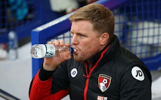 Howe are you feeling? Cherries boss calls in sick for Manchester United v Bournemouth