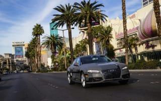Autonomous Audi A7 drives itself 560 miles