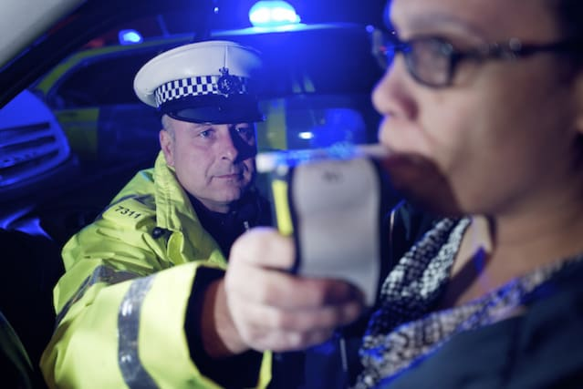 Women 'more likely to be pulled over' in Christmas drink-driving crackdown