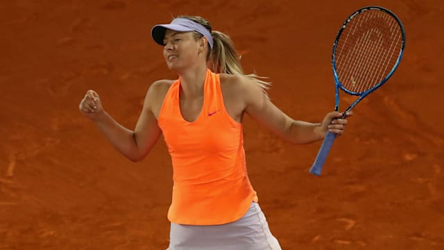 Sharapova to enter Wimbledon qualifying tournament