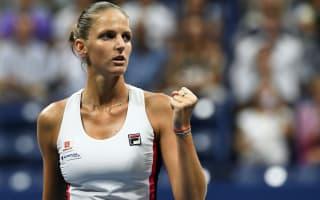 Pliskova eyes title after Serena shock