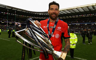 Hamilton announces retirement after Sarries' Champions Cup win