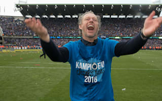 Preud'homme rules out taking Belgium job