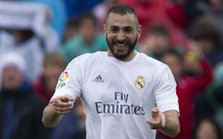 Zidane not taking any risks with Benzema