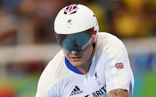 Weir gutted by 'terrible' Paralympic performance