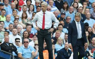 Wenger praises Pellegrini's City stint