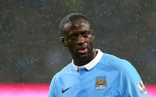 Hart and Toure struggling for City's Paris trip