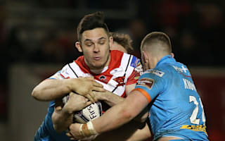 Scintillating Salford stun Saints