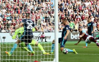 West Ham 1 Middlesbrough 1: Payet stunner ends Hammers' losing streak