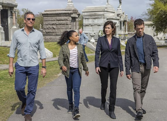 'NCIS: New Orleans' loses original star
