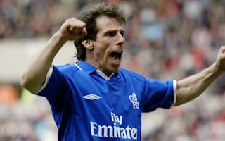Zola: Conte can do great things at Chelsea
