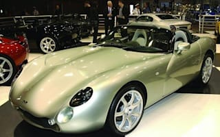 TVR: gone for good