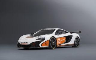 McLaren unveils track-focused 650S Sprint