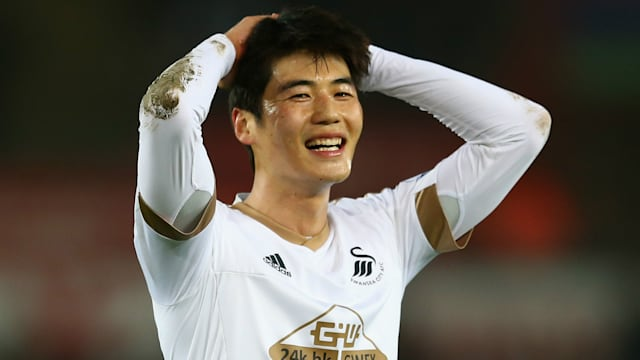Swansea midfielder Ki Sung-yeung expected to miss start of the season