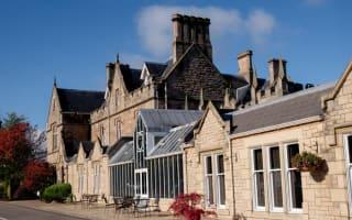 Win! A spa break at Macdonald Inchyra Hotel &amp&#x3B; Spa in Scotland