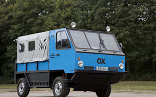 World's first 'flat-pack' truck revealed