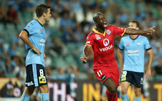 A-League Review: Record-breaking Djite fires Adelaide top, Victory seal top-six berth