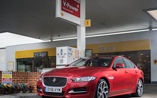 Jaguar Land Rover's fuel app will allow drivers to pay fom their car