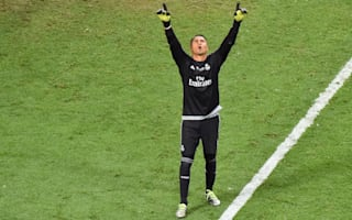 Navas hails Champions League triumph as 'dream come true'