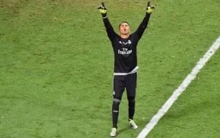 Navas hails Champions League triumph as 'dream come true'