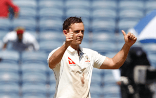 O'Keefe heroics stun sorry India as Australia end Asia hoodoo