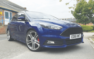 Long term report: Ford Focus ST #5
